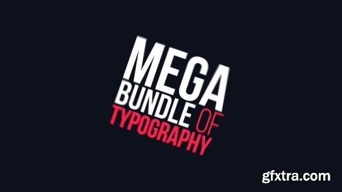 Videohive 120 Text Animations for Premiere Pro 22581280