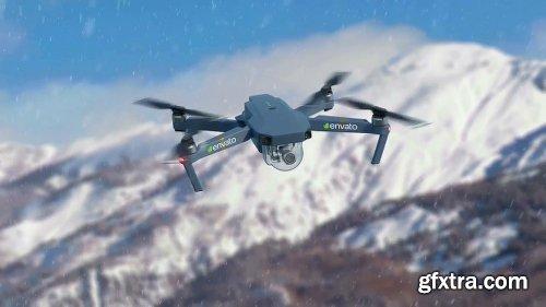 Videohive Small Drone 21442702