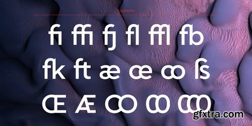 Keyboard Font Family