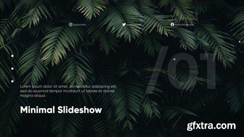 MotionArray - Inspiring Minimal Slideshow 246511