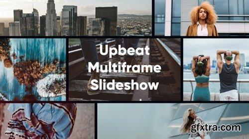 MotionArray - Upbeat Multiframe Intro Slideshow 246207
