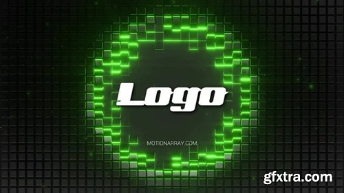MotionArray - Unfold Logo Reveal 246255