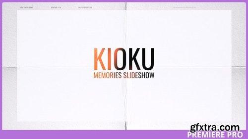 MotionArray - Kioku - Memories Slideshow 246081