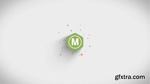 MotionArray - Shapes Logo Reveal 246094