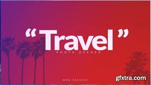 MotionArray - Travel Photo Opener 246084