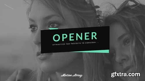 MotionArray - Elegant Opener 246055