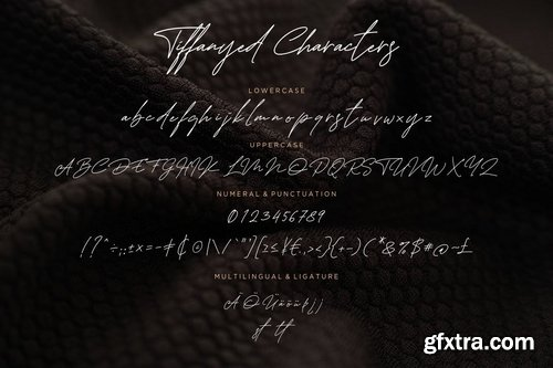 Tiffanyed Signature Collection