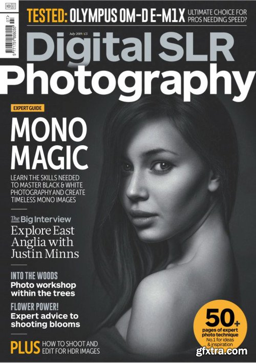 Digital SLR Photography - July 2019