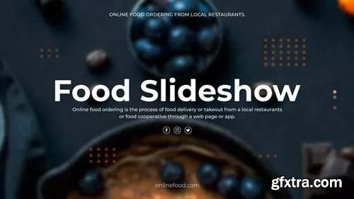Videohive - Food Slideshow - 23341559