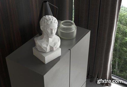 Cgtrader - BeInspiration 72 3D model