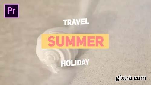 Videohive - Summer Travel - 21901873
