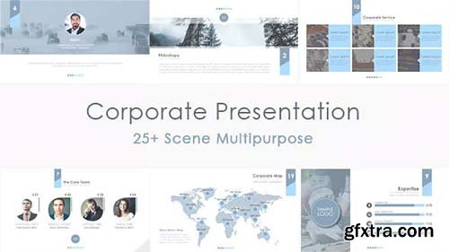 Videohive - Corporate Presentation - 21527227