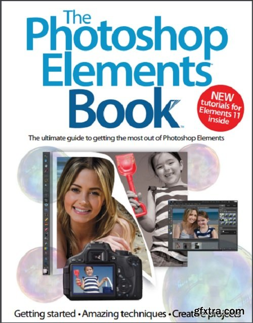 The Photoshop Elements Book Volume 1 Revised Edition