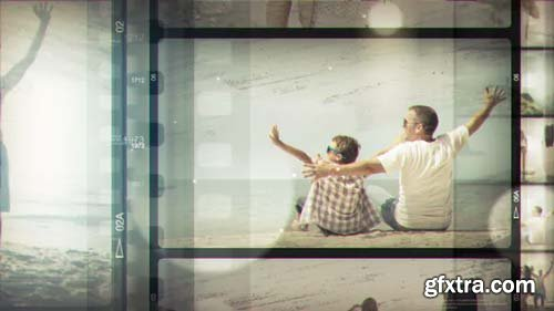 Videohive - Summer Film Strip - 22292732