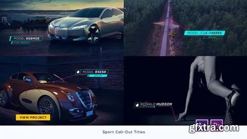 Videohive - Sport Call-Out Titles - 22560059