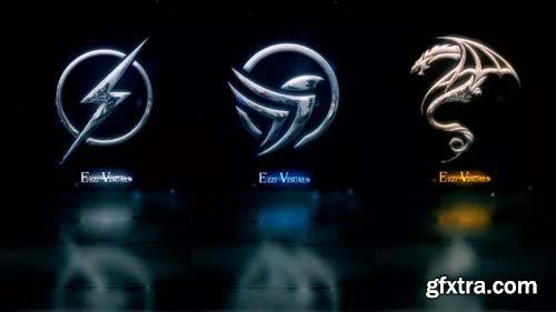Videohive - Lightning Strike Logo - 23905092