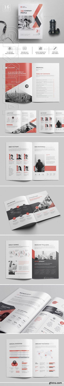 GraphicRiver - Company Profile 23839123