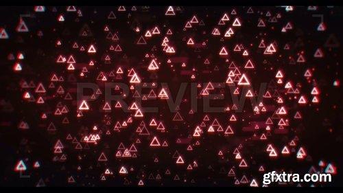 Falling Bright Triangles 212117