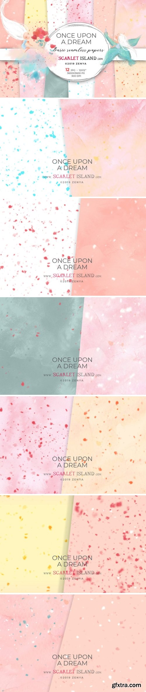 Once Upon a Dream Basic Papers 1490749
