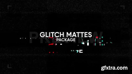 Glitch Mattes Package 246049