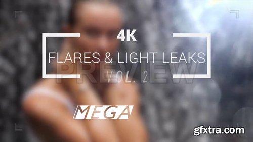 Flares & Light Leaks Vol 2. Mega Pack 246832