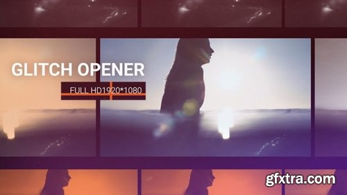 MotionArray - Glitch Opener 248363
