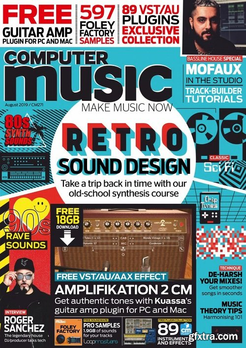 Computer Music - August 2019