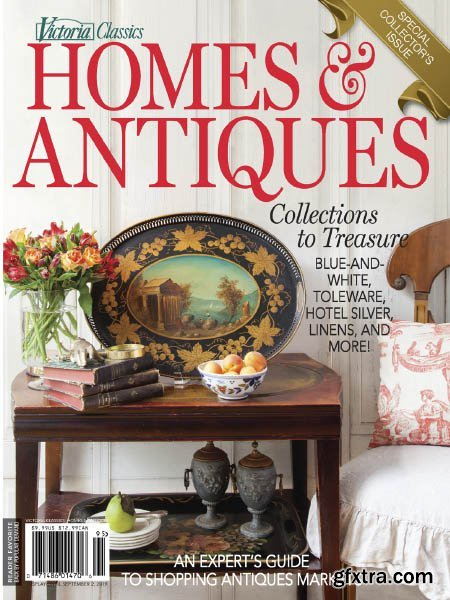 Victoria Special Issues - Home & Antiques 2019