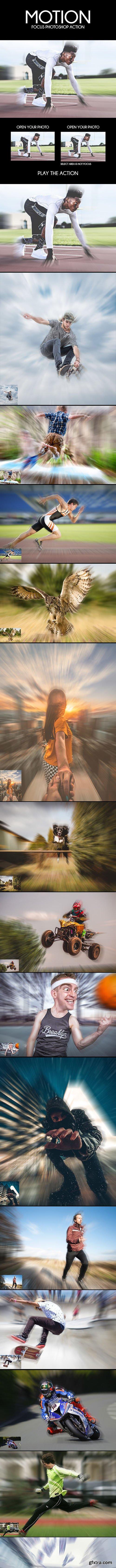 GraphicRiver - Motion Focus Photoshop Action 21813929