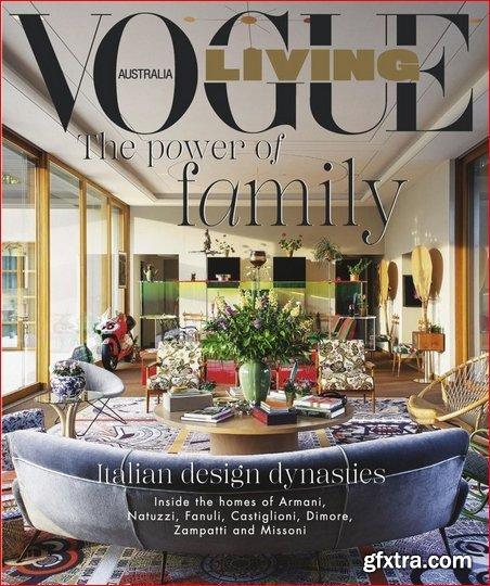 Vogue Living Australia - July/August 2019