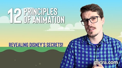 Disney\'s Animation Secrets: Characterize and Style a Bouncing Ball in After Effects
