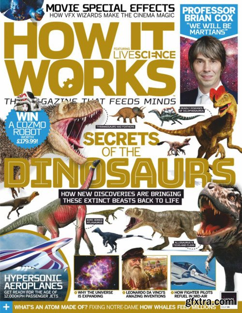 How It Works - Issue 126, 2019