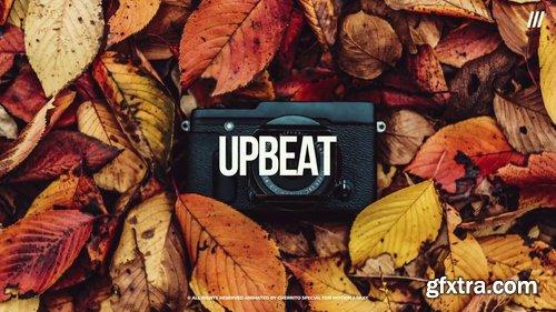 Creative Multiframe Upbeat Slideshow 247621