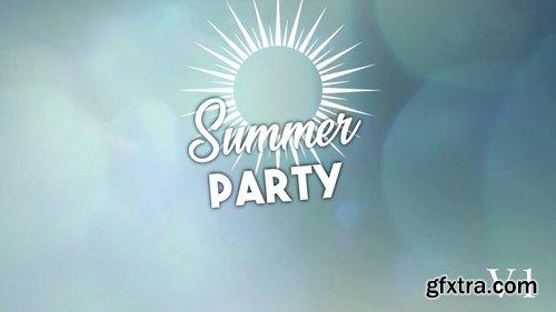 Summer Flat Logos 247833