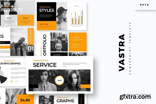 Vastra - Powerpoint, Keynote and Google Slides Templates