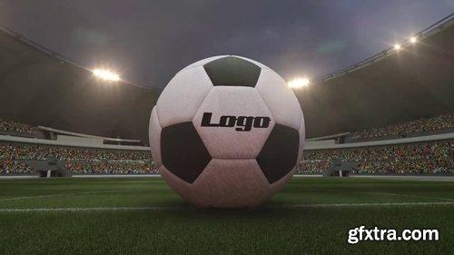 3D Stadium Logo Intro 242770