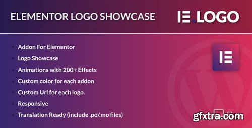 CodeCanyon - Logo Showcase for Elementor WordPress Plugin v1.0 - 23949259