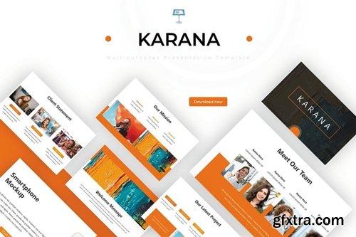 Karana - Keynote Template