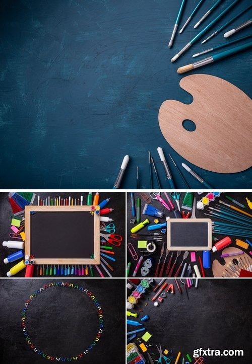 Stock Photos - Back to school concept