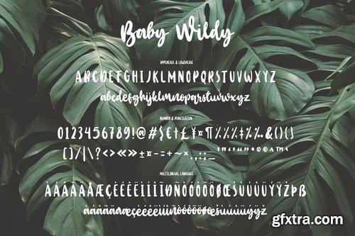 CM - Baby Wildy 3852638