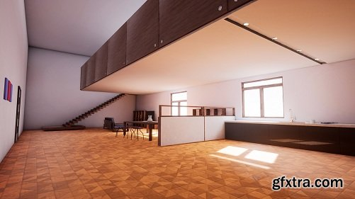 Lynda - Unreal Engine: Global Illumination for Architectural Visualization