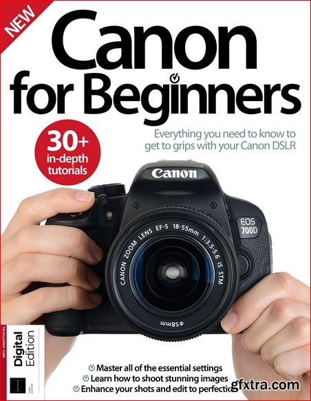 Canon for Beginners – June 2019