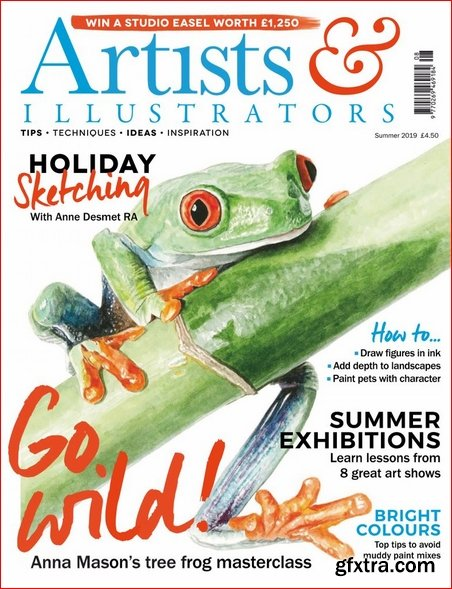 Artists & Illustrators - August 2019