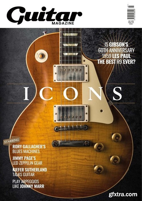 The Guitar Magazine - July 2019