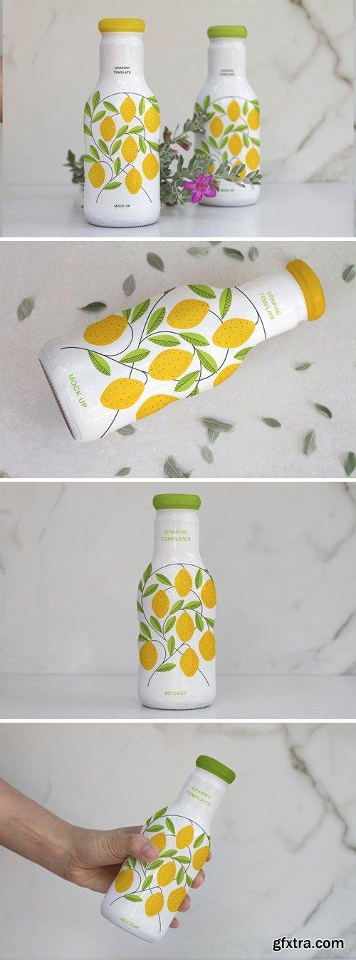 Multipurpose Bottle Mock Up