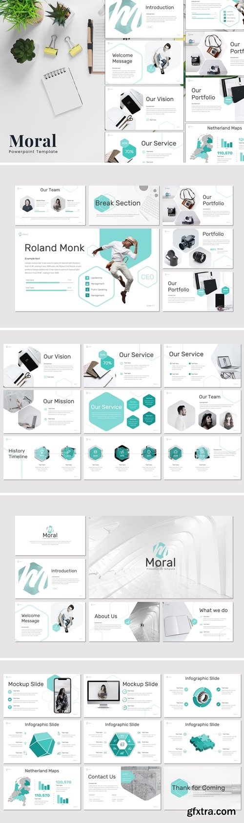 Moral - Powerpoint, Keynote and Google Slides Templates