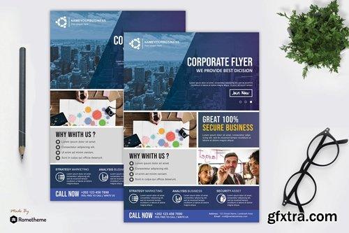 Corporate Flyer vol. 10