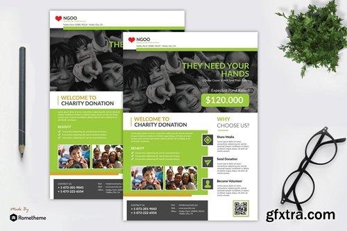 Charity Flyer vol. 03