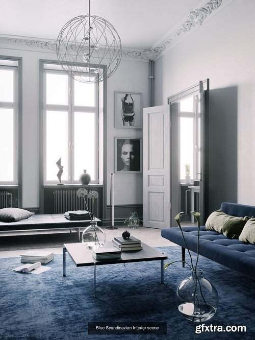 Cgtrader - Interior 3D Model Collection