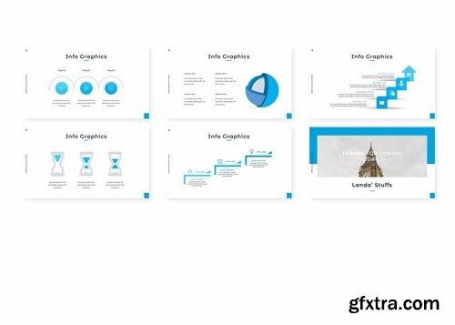 Landa - Powerpoint Google Slides and Keynote Templates